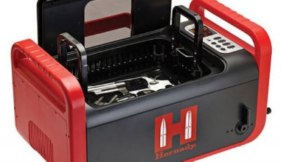 hornady ultrasonic cleaner for guns