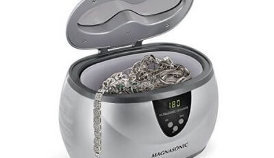 ultrasonic jewelry cleaner