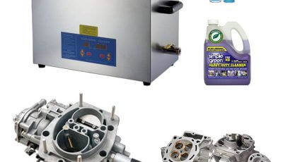 ultrasonic carburetor cleaner