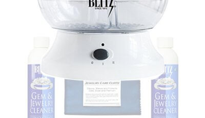 blitz jewelry cleaner review