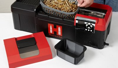 Hornady Hot Tub Sonic Cleaner review