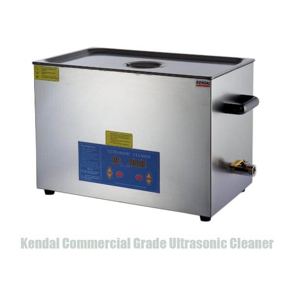 Kendal Commercial Grade Ultrasonic Cleaner review