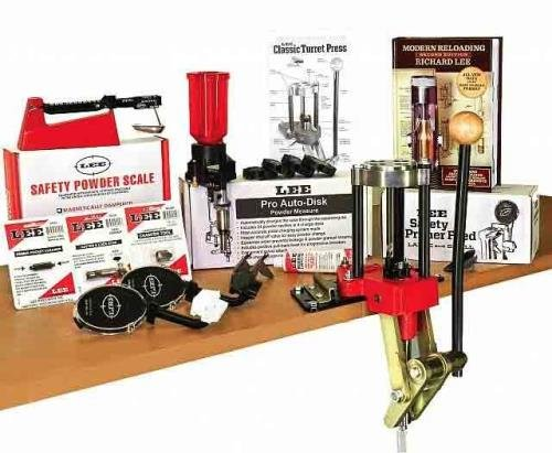 Best Reloading Kit and Press for the Money Top 5 Reviewed in