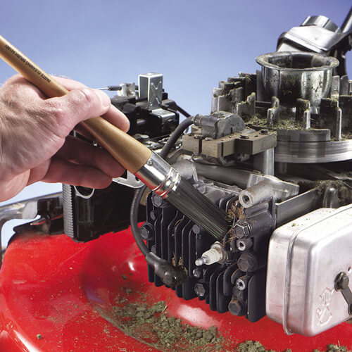 How to Use Carb Cleaner on Lawn Mowers JewelsClean