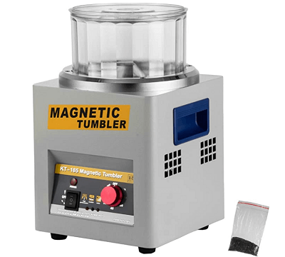 Magnetic Jewelry Polishing Tumbler Machine